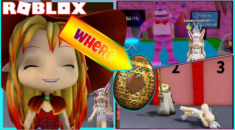 Roblox Epic Egg Hunt 2021 Gamelog - April 14 2021