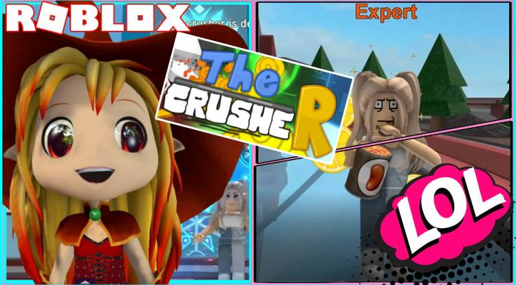 Roblox The CrusheR Gamelog - April 22 2021