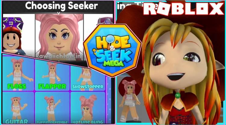 Roblox Mega Hide and Seek Gamelog - May 07 2021