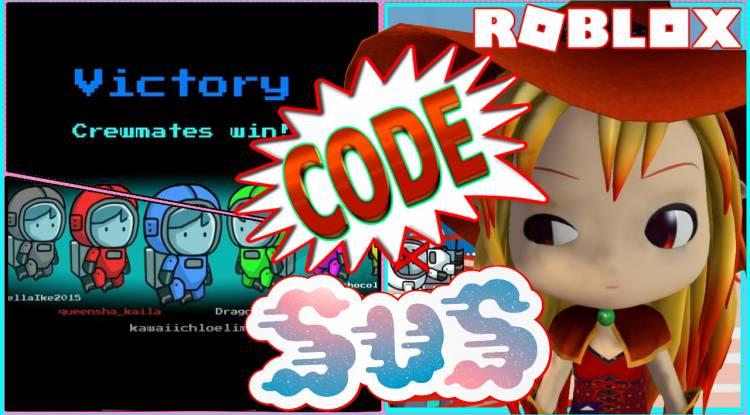 Roblox Amongst Us Gamelog - May 17 2021