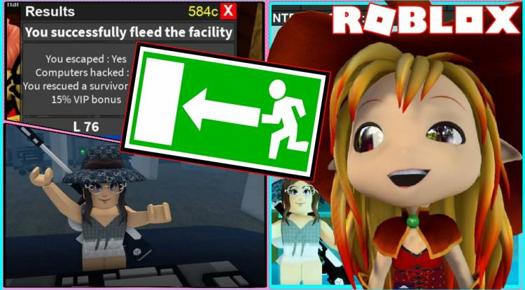 Roblox Flee the Facility Gamelog - May 28 2021