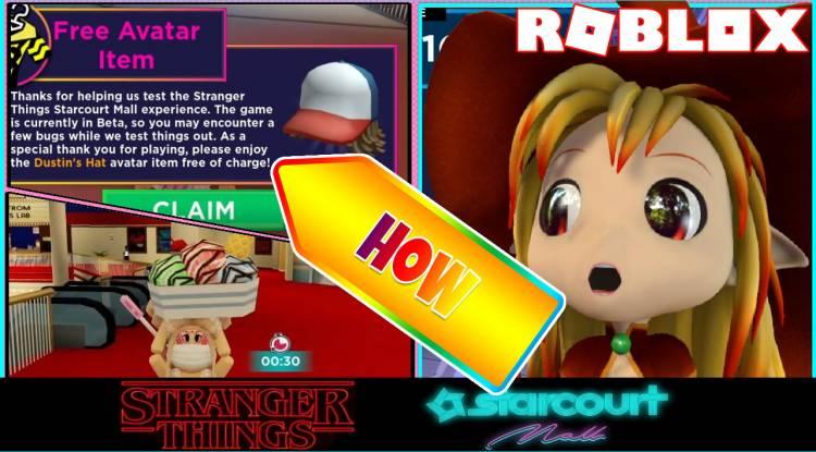 Roblox Starcourt Mall Gamelog - June 21 2021