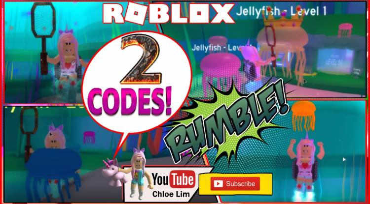Roblox Jellyfish Catching Simulator Gamelog - July 25 2018