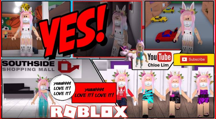 Roblox The Mall Obby Gamelog - August 10 2018