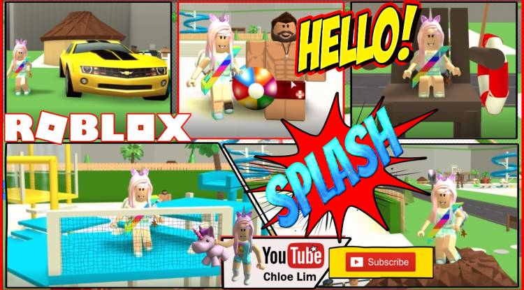 Roblox Waterpark Tycoon Gamelog - September 24 2018