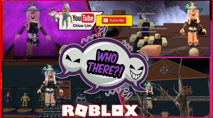 Roblox Haunted House Tycoon Gamelog - October 11 2018