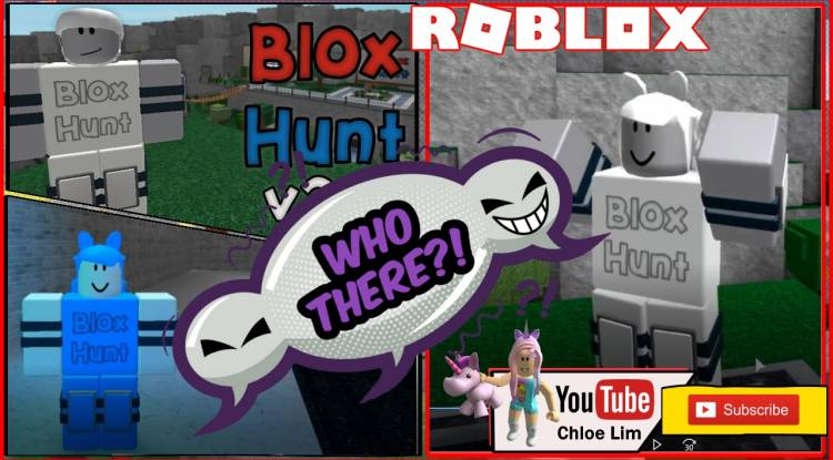 Roblox Blox Hunt Gamelog - December 7 2018