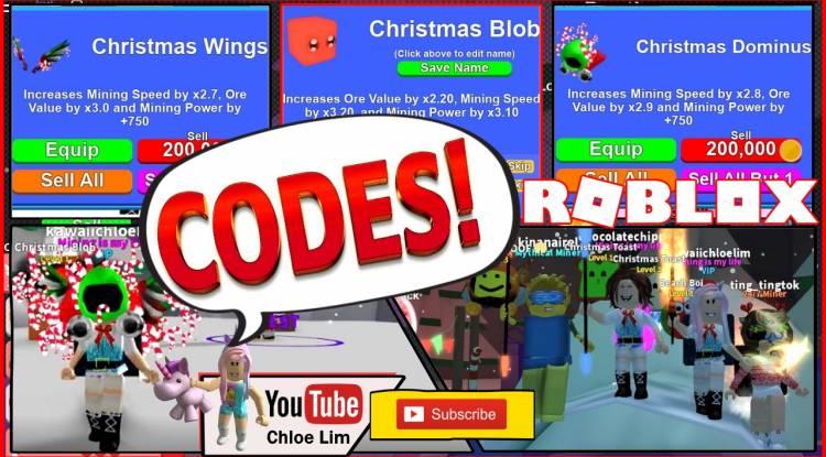 Roblox Mining Simulator Gamelog - December 9 2018