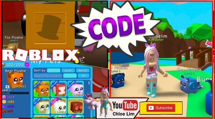 Roblox Bubble Gum Simulator Gamelog - February 10 2019