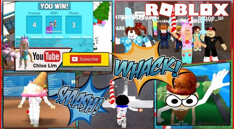 Roblox Icebreaker Gamelog - February 13 2019