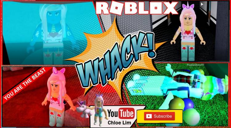 Roblox Flee the Facility Gamelog - March 23 2019