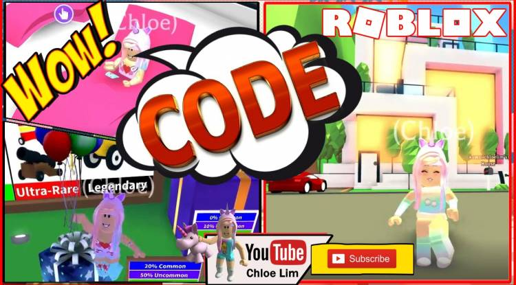Roblox Adopt Me Gamelog - April 2 2019