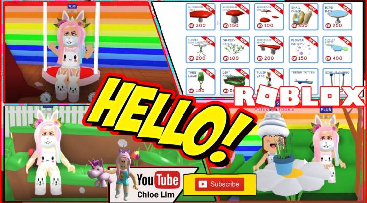 Roblox MeepCity Gamelog - April 17 2019