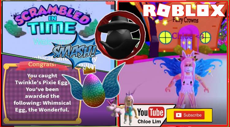Roblox Fairy World and The Neighborhood of Robloxia Gamelog - May 2 2019