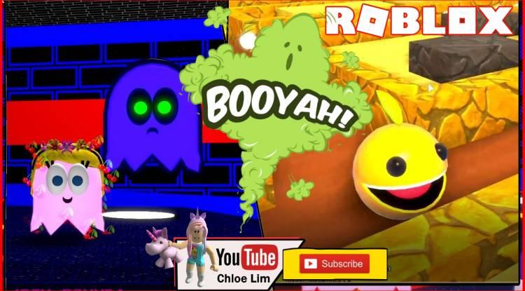 Roblox Pac-Blox Gamelog - May 14 2019
