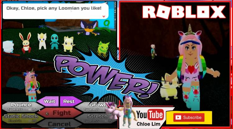 Roblox Loomian Legacy Gamelog - July 23 2019