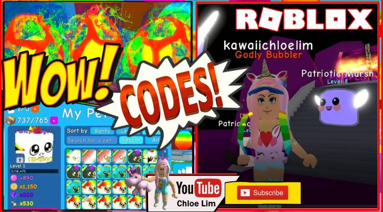 Roblox Bubble Gum Simulator Gamelog - July 24 2019