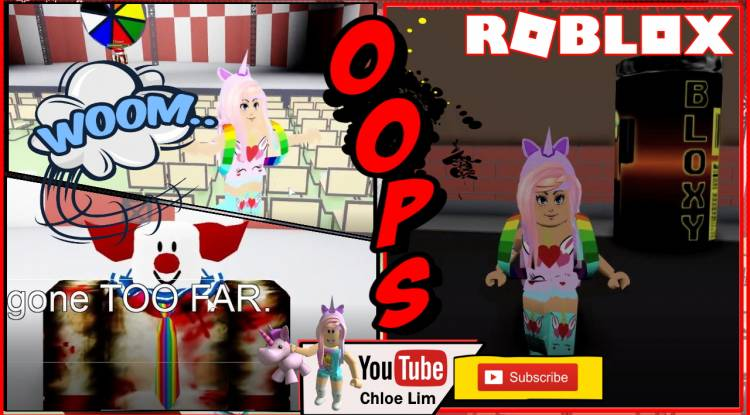Roblox Circus Gamelog - September 07 2019