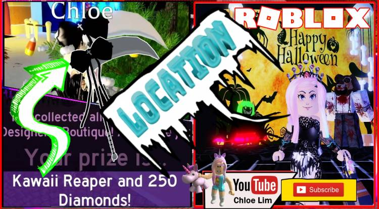 Roblox Royale High Halloween Event Gamelog - October 12 2019