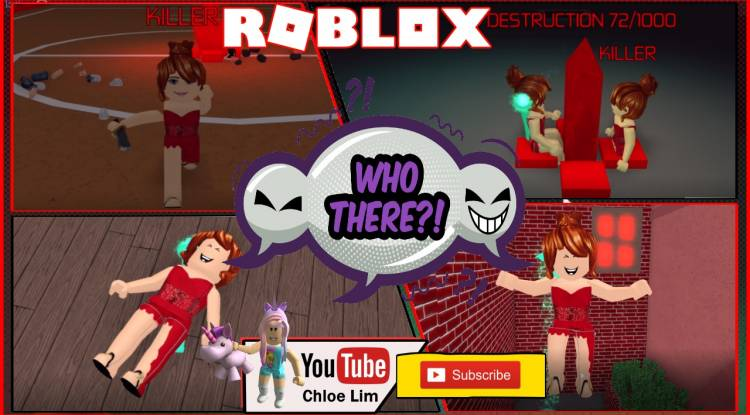 Roblox Survive the Red Dress Girl Gamelog - May 28 2018