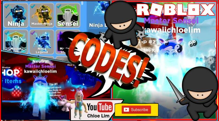 Roblox Ninja Legends Gamelog - November 26 2019