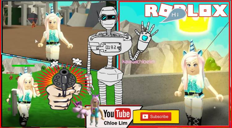 Roblox Robot Inc Gamelog - December 01 2019