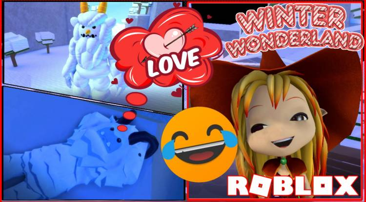 Roblox Winter Wonderland Gamelog - December 27 2019