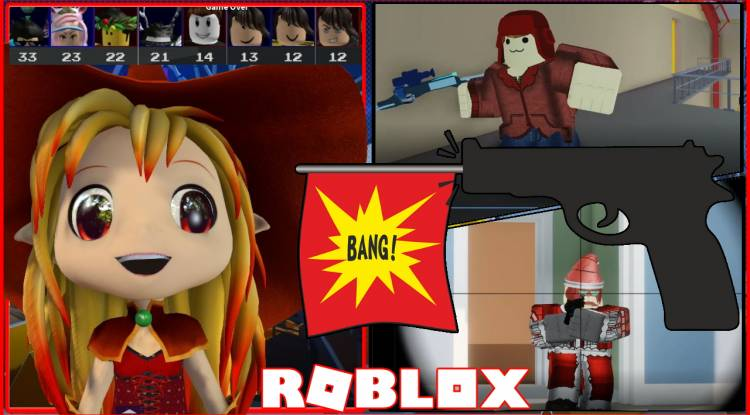 Roblox Arsenal Gamelog - January 10 2020
