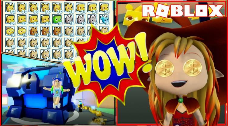 Roblox Pet Simulator 2 Gamelog - January 11 2020