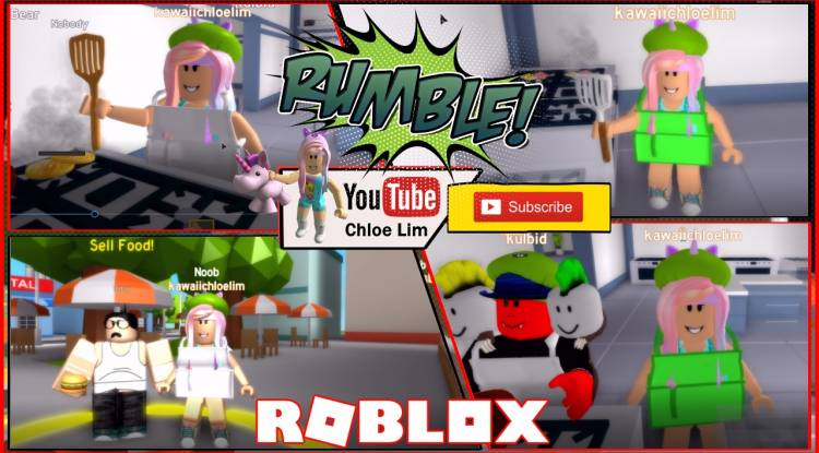 Roblox Cooking Simulator Gamelog - June 3 2018