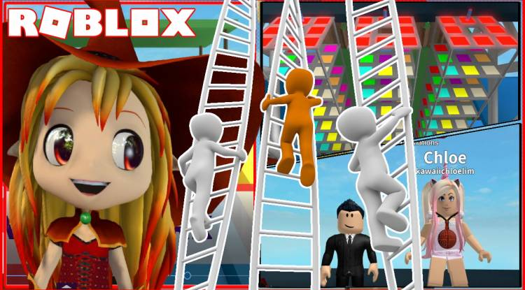 Roblox Elimination Tower Gamelog - March 25 2020