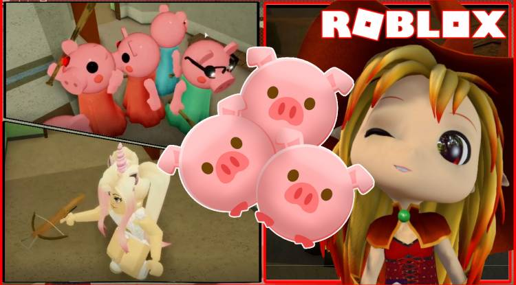Roblox Piggy Gamelog - March 28 2020