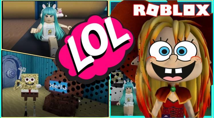 Roblox Sponge Gamelog - May 17 2020