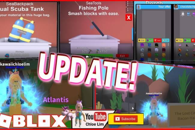 Roblox Mining Simulator Gamelog - June 22 2018