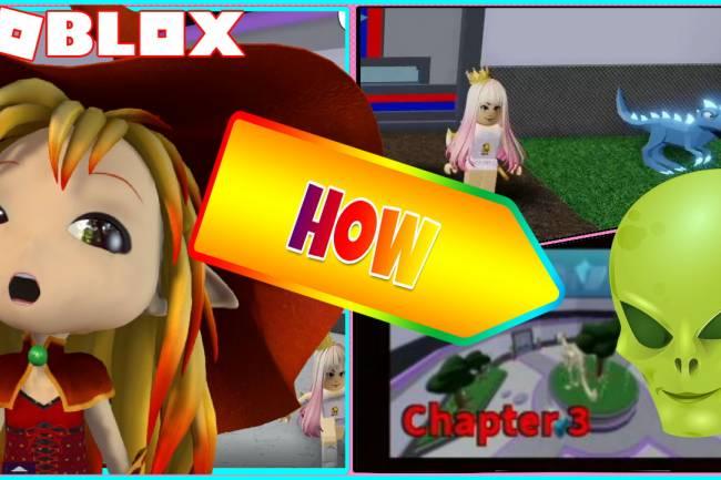 Roblox Alien Gamelog - August 08 2020