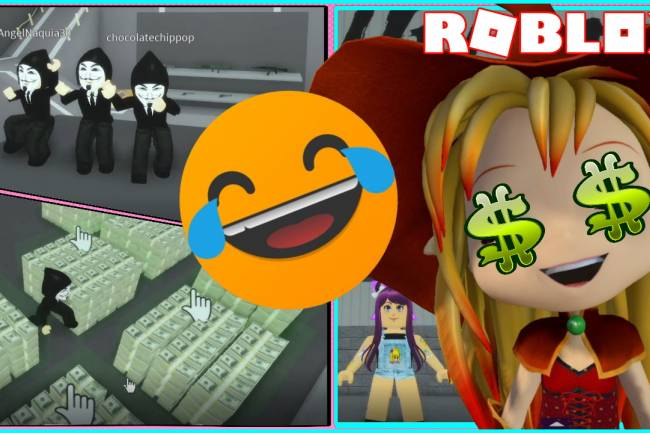 Roblox Heist Gamelog - August 14 2020