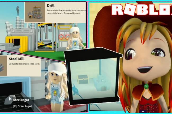 Roblox Islands Factory Gamelog - September 20 2020