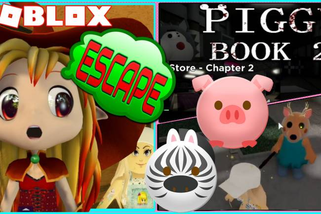 Roblox Piggy Book 2 Gamelog - September 28 2020