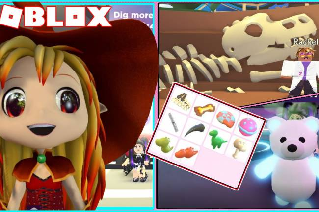 Roblox Adopt Me Gamelog - October 04 2020