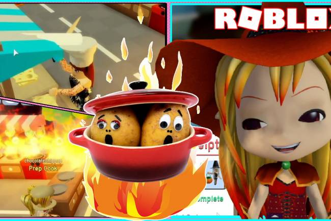 Roblox Dare to Cook Gamelog - November 04 2020