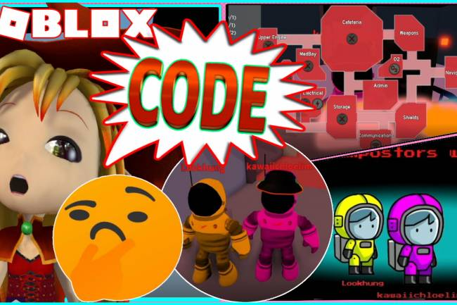 Roblox Amoung Us Gamelog - November 10 2020