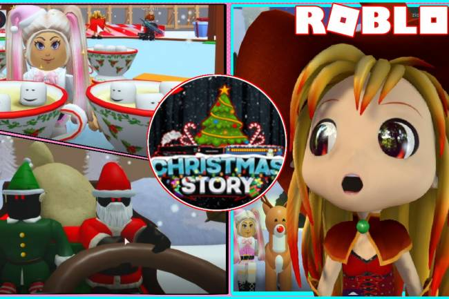 Roblox Christmas Story Gamelog - December 10 2020