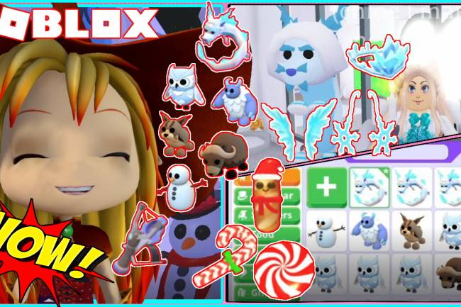 Roblox Adopt Me Gamelog - December 17 2020