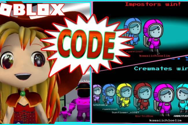 Roblox Amongst Us Gamelog - January 06 2021