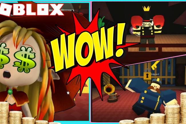 Roblox Big Bank Robbery Gamelog - January 15 2021