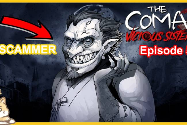 Horror let's play: The Coma 2 Vicious Sisters gameplay Part 5