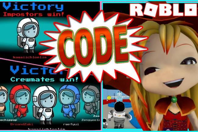 Roblox Amongst Us Gamelog - February 11 2021