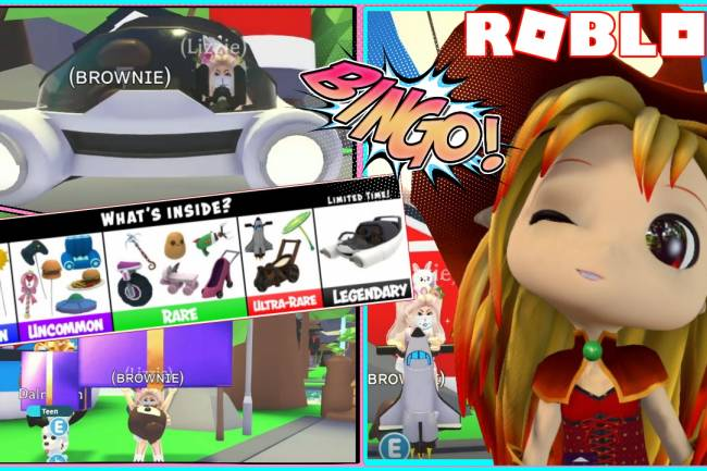 Roblox Adopt Me Gamelog - March 20 2021