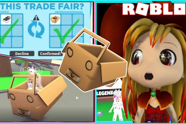 Roblox Adopt Me Gamelog - March 28 2021
