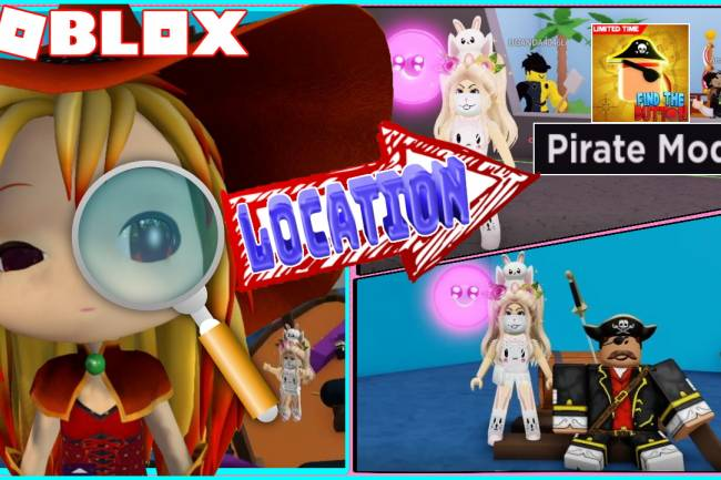 Roblox Find The Button V2 Gamelog - March 29 2021